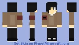 ~ Yatzhee_Sherlock's Request ~ Minecraft Skin