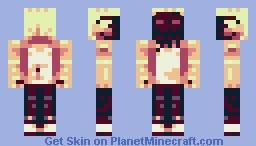 Nude Minecraft Skin