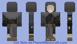 Anti-Mage Mercenary {LOTC} Minecraft