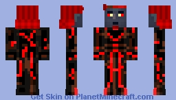Romeo (The Admin) (Minecraft Story Mode) Minecraft Skin