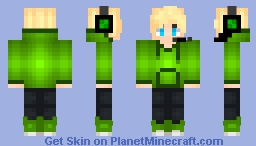 DaSpaghettiMaster's Skin Minecraft Skin