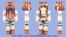 Botanica - FS (Popreel) Minecraft Skin