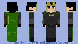 Loki | Thor: Ragnorok Minecraft Skin