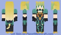 Fate/Apocrypha Skin Archer  VS  Archer #2 Minecraft Skin
