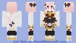 Fate/Apocrypha Skin Rider VS Rider #2 Minecraft Skin