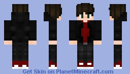 ☯IndyJacksonTT ~ Requested☯ Minecraft Skin