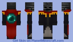 ElRichMC - Wolf40013 Version - By Wolf40013 Minecraft Skin