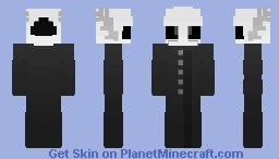 An Oc I Made For Comic-Con Minecraft Skin