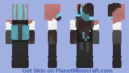 Corrupted Jrolex Minecraft Skin