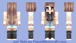 st - felll Minecraft Skin