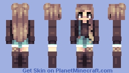 I don't have a title Minecraft Skin