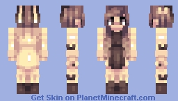 'Tis a rabbit Minecraft Skin