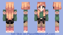 ˚✧Fs-Sure Thing Minecraft Skin
