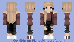 Cute Minecraft Skin