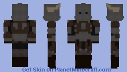 The Wild Knight Minecraft