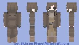 luke skywalker ((VII)) read desc. Minecraft Skin