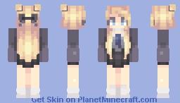 Luna Lovegood - Request #1 Minecraft Skin