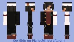 𝐹𝑒𝑒𝓁𝒾𝓃𝑔 𝑔𝑒𝓃𝓉𝓁𝑒 Minecraft Skin