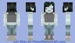 rndnlmtbg | Marceline - Adventure Time Minecraft Skin