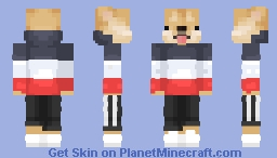 Hau Hau Hau! - The Dog Minecraft Skin