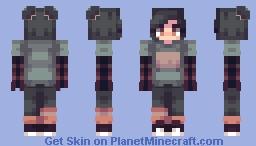 lucky one Minecraft Skin