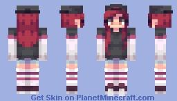 energetic Minecraft Skin