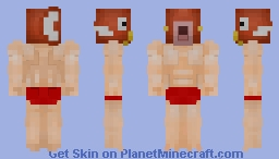 Magikarp ;) ;) Minecraft Skin