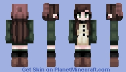 fall is coming // new persona Minecraft