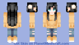 ☆ βενεℜℓγ ☆  Against the Sun  (ST) Minecraft Skin
