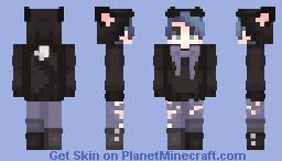 ^ↀᴥↀ^ Minecraft Skin