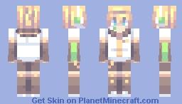 ~ 鏡音レン | ペルソナ!!  | Kagamine Len | Persona!!~♥レン レン ベイビ♥ Minecraft Skin