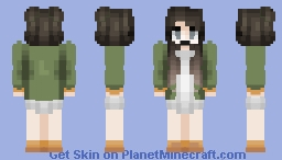 today, at least you're you, and that's enough -- skin trade -- ɐᴉlǝɥdo Minecraft Skin