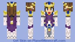 Zelda - Twilight Princess Minecraft Skin