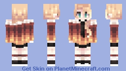 Autumn Leaves Minecraft Skin