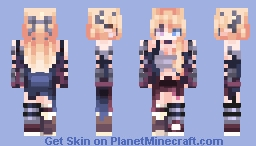 Eclipsed Minecraft Skin