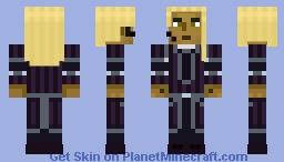 Stella (Armored) (Minecraft Story Mode) Minecraft Skin