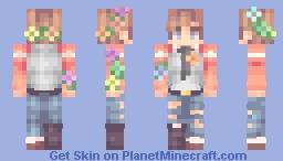 🅱oy Minecraft Skin