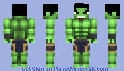 Hulk (Amadeus Cho) Minecraft Skin