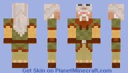 Viking Wolfskin Minecraft Skin