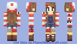 Waldo Minecraft Skin