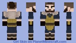 Some sort of Warrior Minecraft Skin