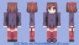 kiki Minecraft Skin