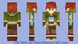 Ritmo - Lanota Minecraft Skin