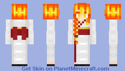 Atashino Ataru ~Fire Deity~ Minecraft