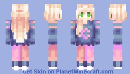 Rory - Beverly Fanskin Minecraft