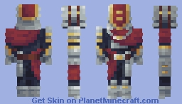 Knight of Old Minecraft Skin