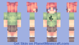 Pokemn12's request Minecraft Skin