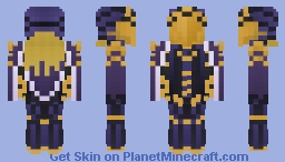 Fate/Apocrypha Avicebron Skin Minecraft Skin