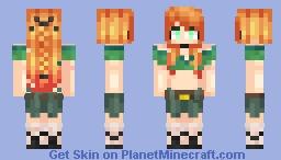 Swim ready -DℜσgΩη∼ Minecraft Skin