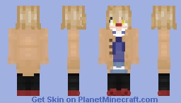 ☯  yBakayarou - Requested ☯ (Beyond The Boundary) Minecraft Skin